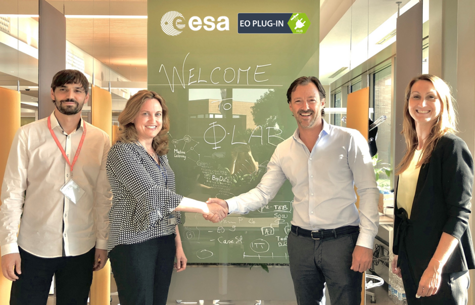 ESA ɸ-lab – first InCubed activity launched