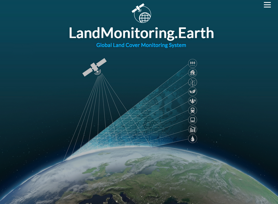 GeoVille launches LandMonitoring.Earth